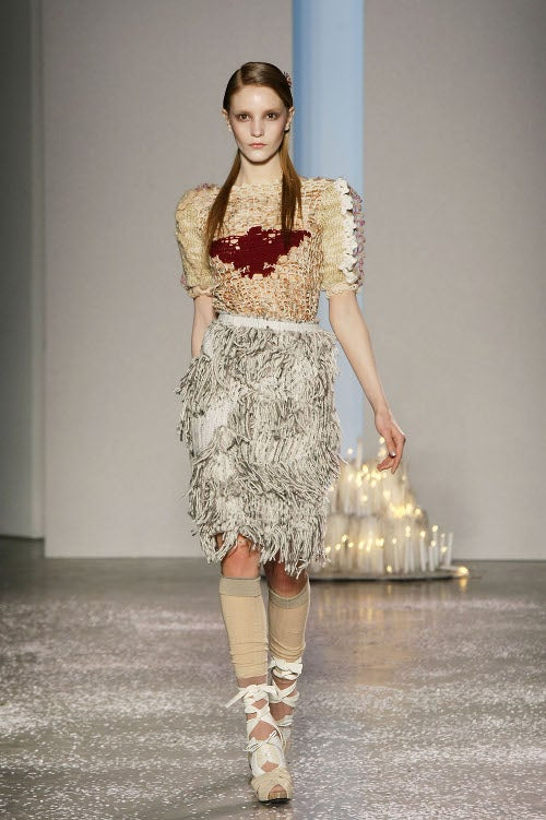 All The Cool Kids Were At Rodarte