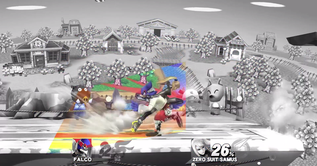 What 'Zoning' Means In Smash Bros., And Why It's So Important