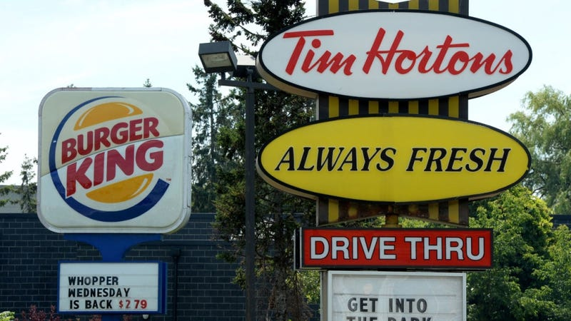 Burger Joint Buys Coffee Joint; Nation Plunges into Crisis