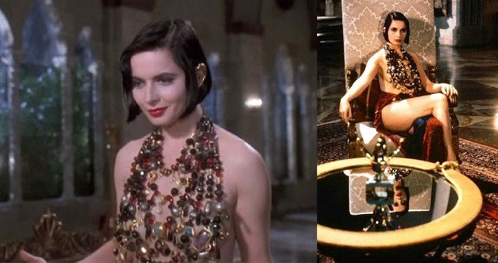 10 Most Inexplicably Tiny Outfits in Science Fiction History