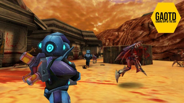Star Warfare is Fighting Against Awful iPhone Controls