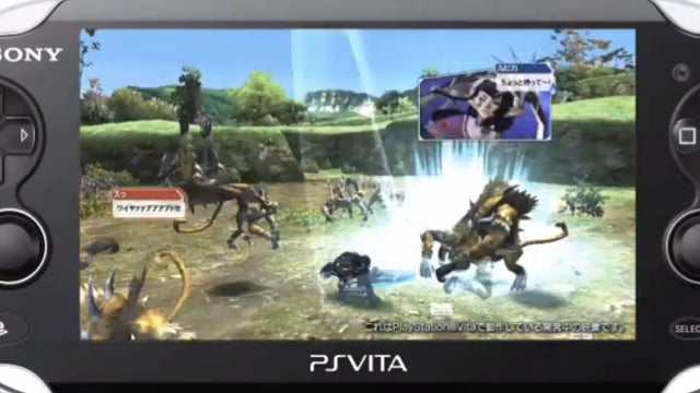 Phantasy Star Online 2 Is Coming to the PS Vita