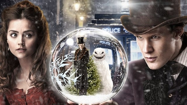 Spoiler Free Review of the Doctor Who Christmas Special