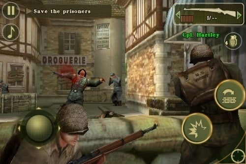 Brother In Arms 2 Micro-Review: Oh, Brother Where Art Thou?