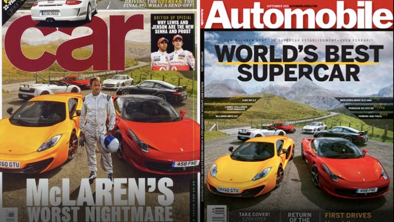 Why you should never trust a magazine cover