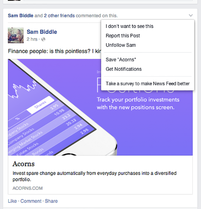 Facebook Needs a Real Mute Button