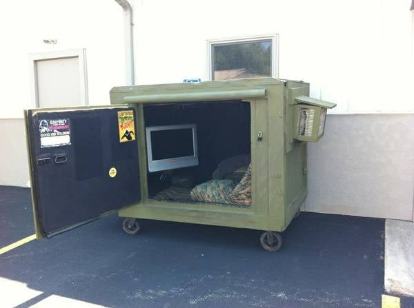 For Sale: A $2,500 Video Gaming Chamber That Could Probably Kill You