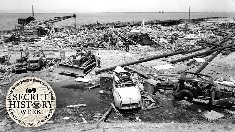 The Incredible Tale ofWorld War II's Single Deadliest Homefront Disaster