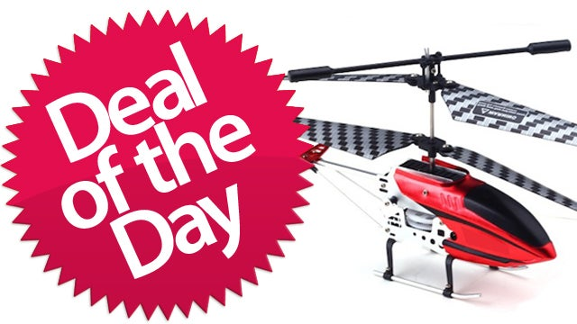 This Robocopter GST Is Your Dealzmodo-Exclusive Deal of the Day