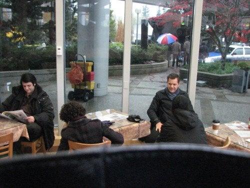 Fringe Set Photos from Episode 11