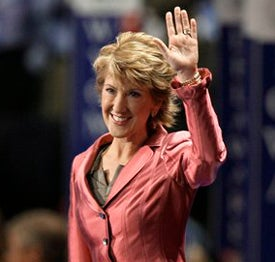 """McCain Surrogate Carly """"SNL Was Sexist"""" Fiorina Goes Out With A Bang"""