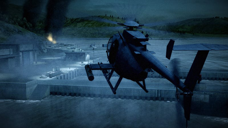 Operation Flashpoint: Dragon Rising Stealthily Slips To Fall