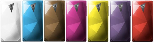 HTC Touch Diamond Pops Up in Seven Colors