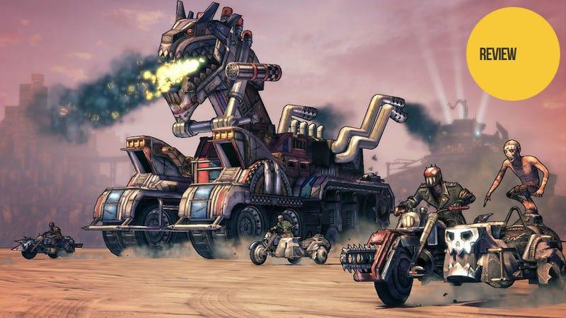 Borderlands 2: Mr. Torgue's Campaign of Carnage: The Kotaku Review
