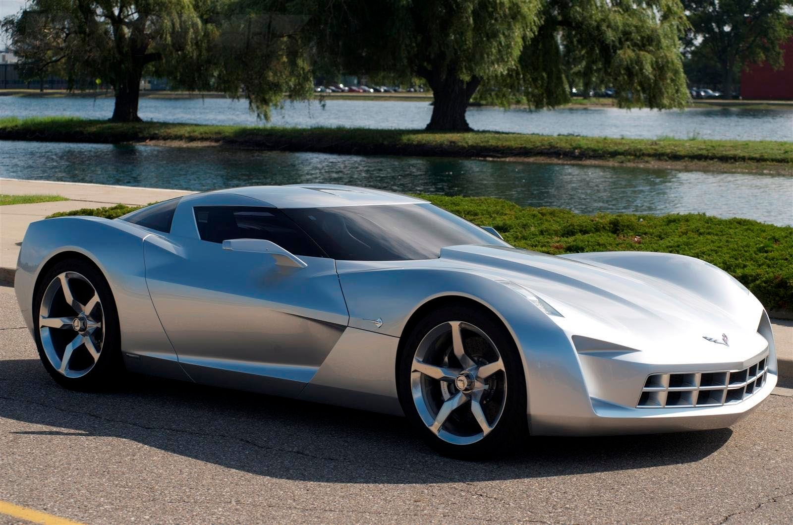 50th anniversary corvette stingray concept a prototype developed to make a singular tribute to the corvette stingray racer concept car created in 1959