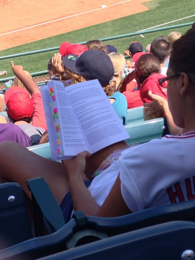 Angels Fans Are Not Paying Attention