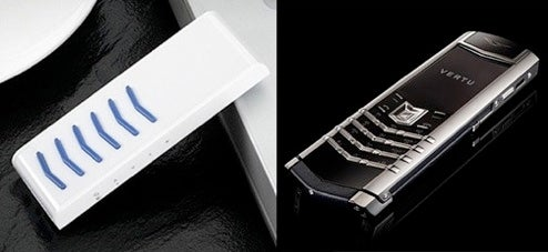 $15 Vertu Lookalike MP3 Player Plays Tunes Which The Vertu Can't