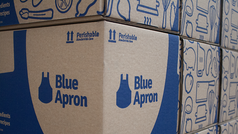 Here's How Blue Apron Uses Screen Sharing to Refine Recipes