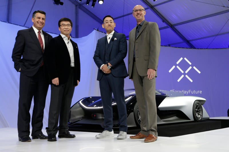 Emergency Legislative Session Over Faraday Future To Cost Nevada $250,000