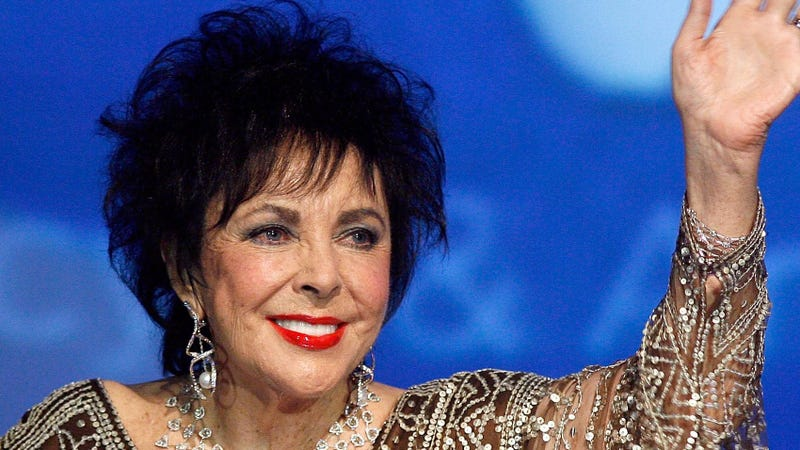 Hollywood Legend Elizabeth Taylor Dead At 79