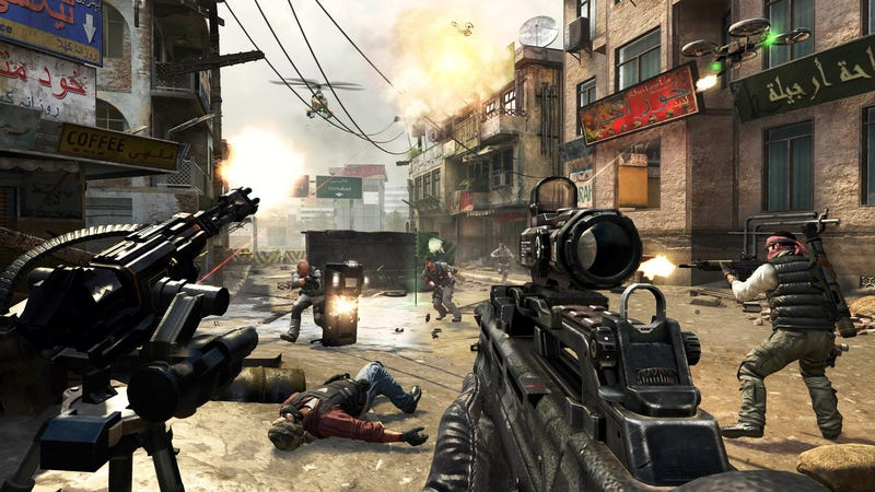 A Gearbox-Developed Call of Duty Could Have Happened. Imagine That.