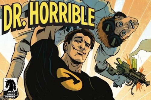 Dr. Horrible, the iPhone Comic Review: I Only Miss the Singing