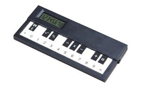 Piano Calculator Makes for Musical Math