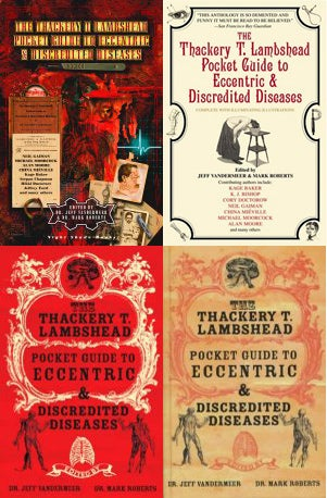 The Horrible, Amazing, Odd Story Behind the Stories of Thackery T. Lambshead