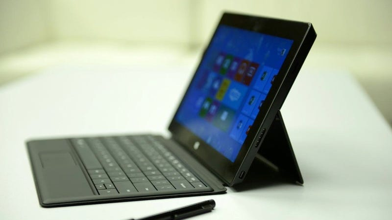Microsoft Surface Pro Hands-On: This Is What It Should Have Been All Along