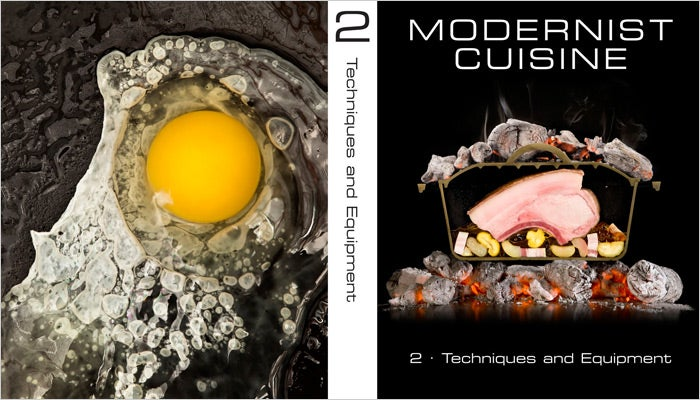 This Is a $625 Cookbook