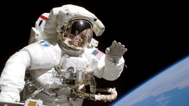 Could going into space actually make people live longer?