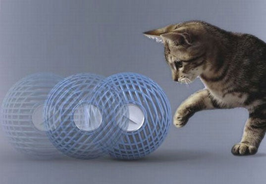 Motion-Powered Humidifier Promotes Enslaving Innocent Cats