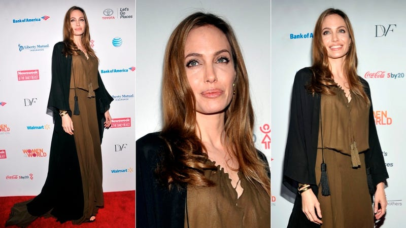 Enlightened Ladies Look Fab at the Women In The World Summit