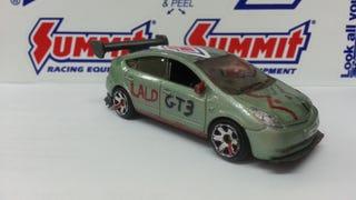 Race Prius Update