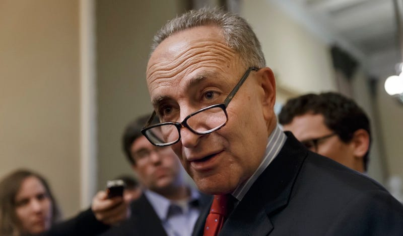 Sen. Charles Schumer Calls for a Ban on Powdered Alcohol