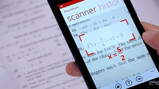 Genius app instantly solves math problems by using a phone's camera