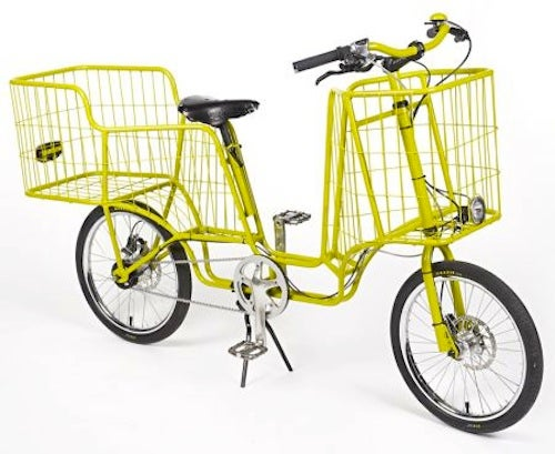 Camioncyclette: A Shopping Cart With Pedals