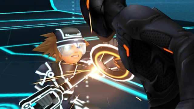 Sora Goes All 80s In These Kingdom Hearts 3D: Dream Drop Distance Screens