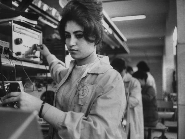 The Way We Were: Life Magazine Photos Of Women In The 1960s