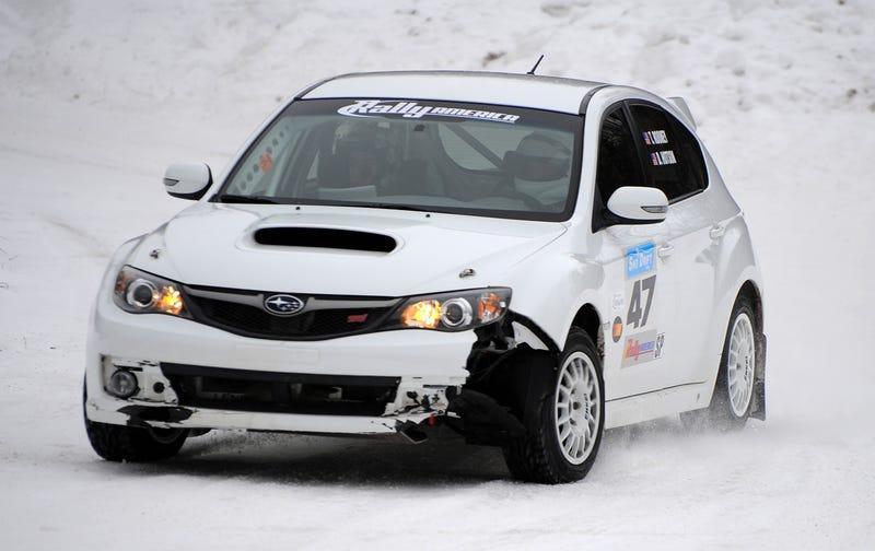 2009 Sno*Drift Rally: Bring The Pain