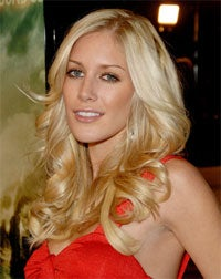 "Nothing Says ""Maturity"" Quite Like Heidi Montag"