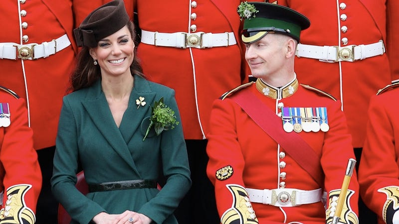 Kate Middleton Is the Only One Who Remembered