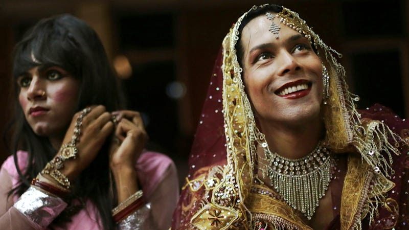 India's 'Third Gender' Community Demands Social Equality and Its Own Passport Designation