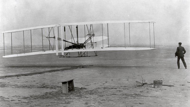 The Wright Brothers Weren't The First To Fly?