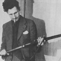 George Orwell Is Composing More Science Fiction Without Even Trying