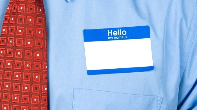 Remove Name Tag Residue From Your Shirts with Nail Polish Remover
