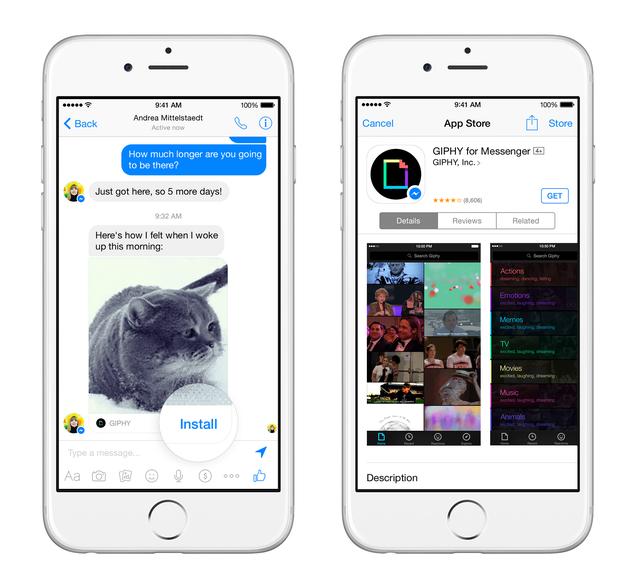 Facebook Messenger se hace plataforma para dominar las comunicaciones Sl3btqfwegyamtaodesr