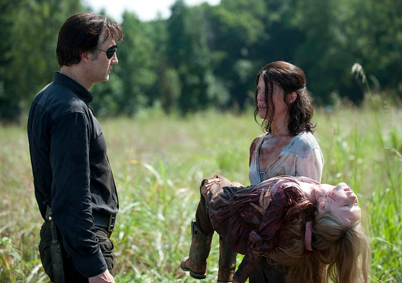 "​The Walking Dead just had its ""Red Wedding"" episode and it was AMAZING"