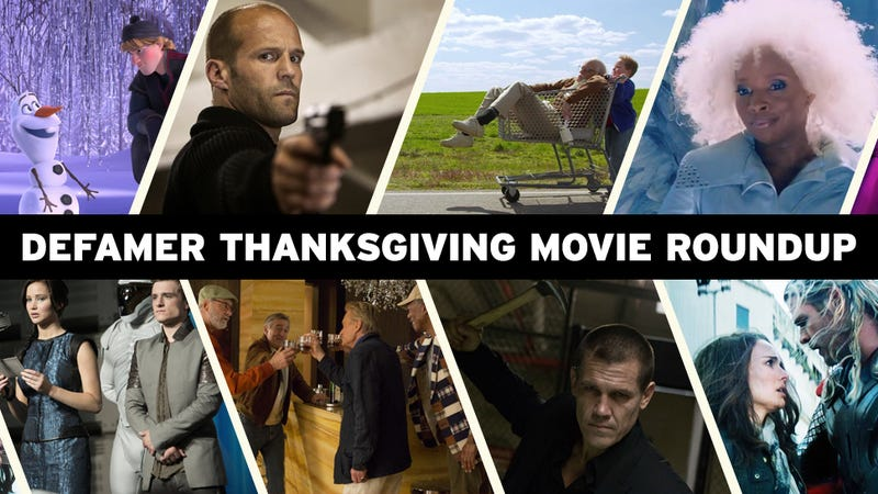 Defamer Thanksgiving Movie Roundup: What To Watch To Avoid Your Family