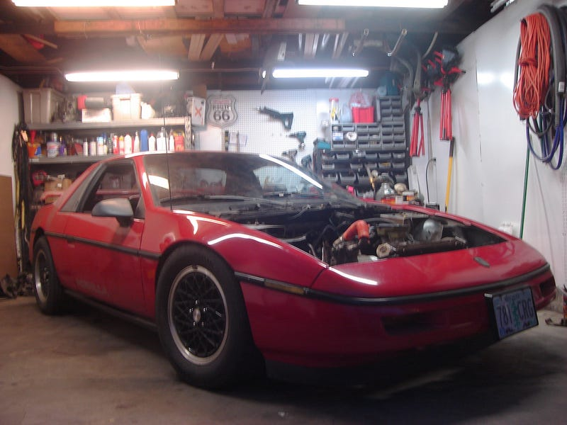 Grassroots Motorsports Competitor Builds AWD Hybrid Fiero